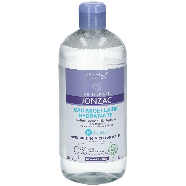 Eau Thermale Jonzac® Eau Thermale Jonzac Eau micellaire hydratante ml eau pour le visage