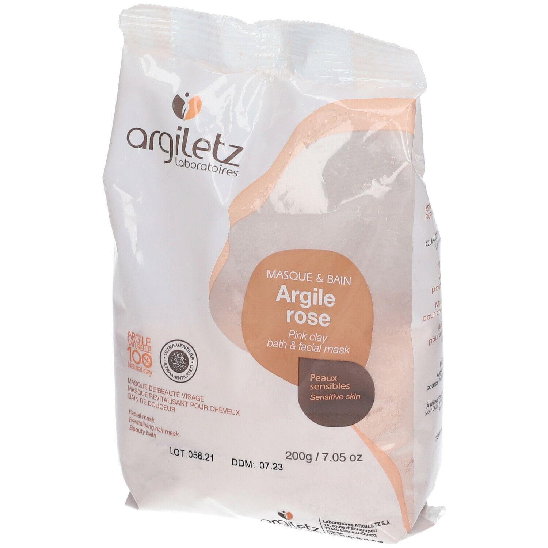 Argiletz Argile rose g poudre