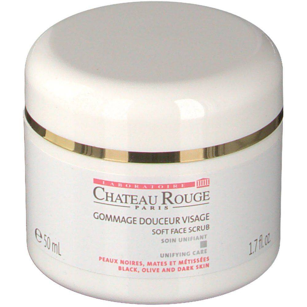 Château Rouge gommage visage ml gel(s)