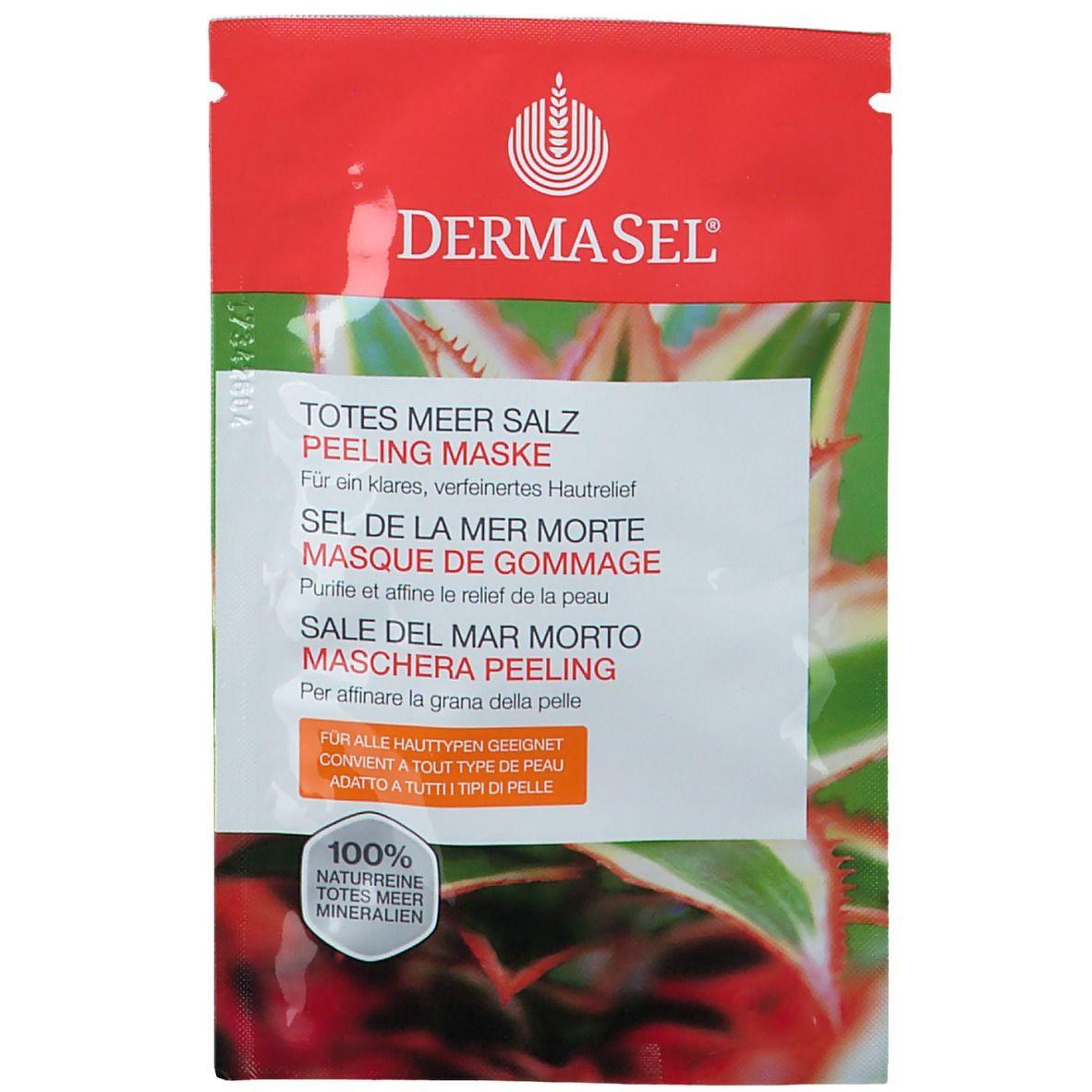 DermaSel® Masque de Gommage ml masque(s) pour le visage