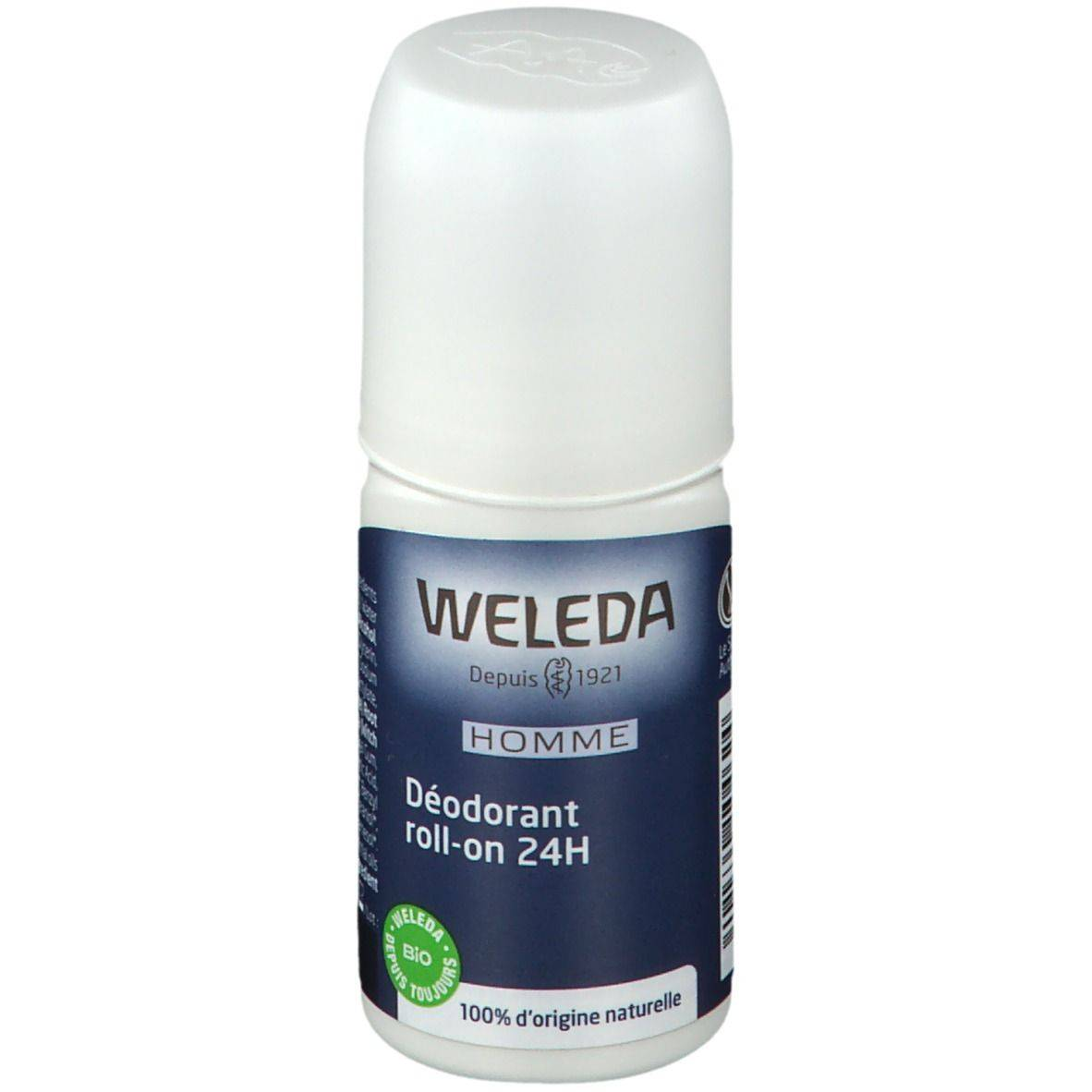 Weleda Homme Déodorant roll-on 24h ml Roller