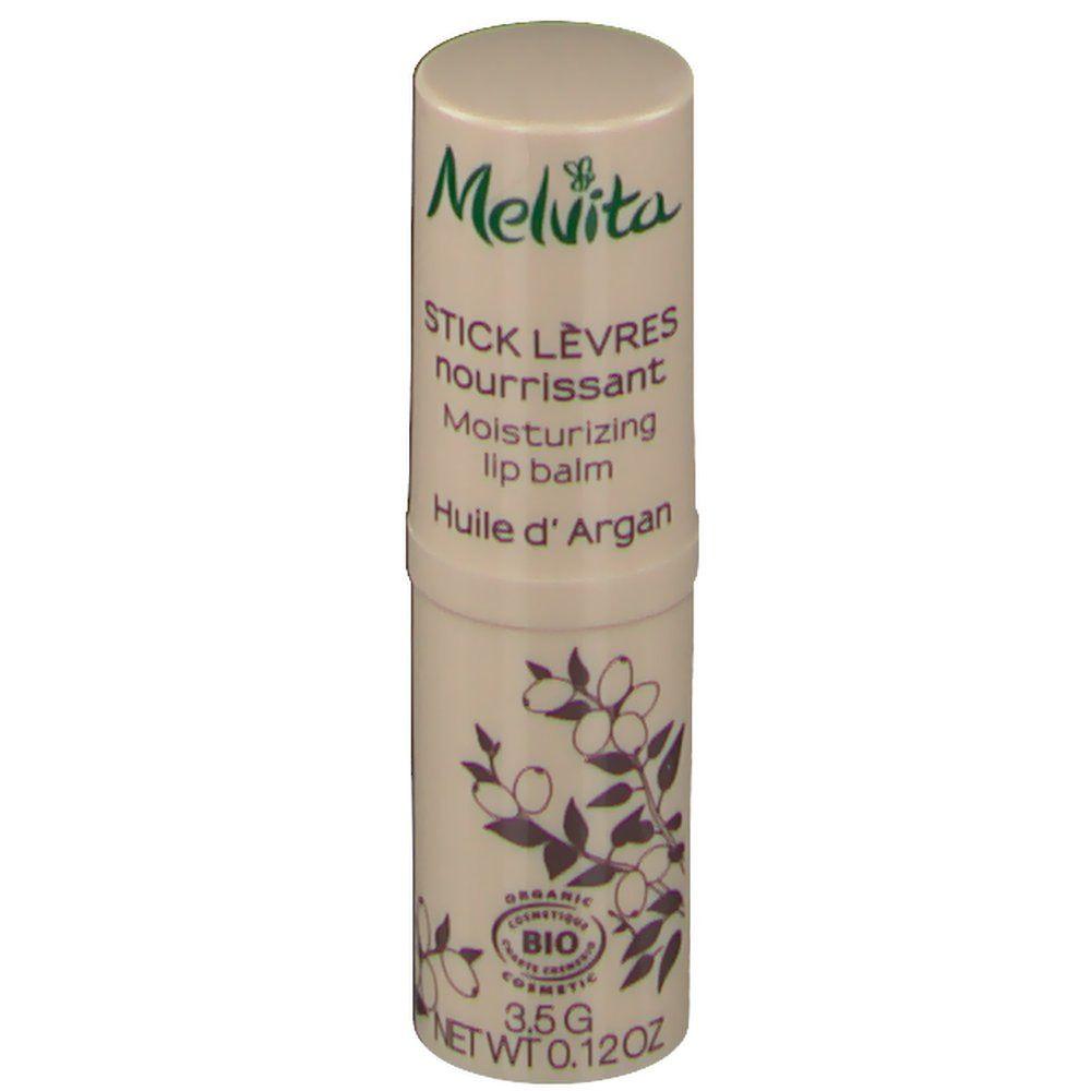 Melvita l'Argan Bio Stick Lèvres à l'Argan Bio g rouge(s) à lèvres