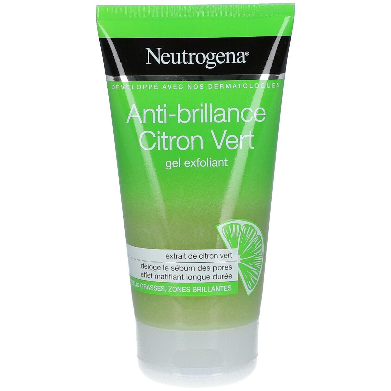 Neutrogena® Anti-brillance Gel Exfoliant Matifiant ml gel(s)