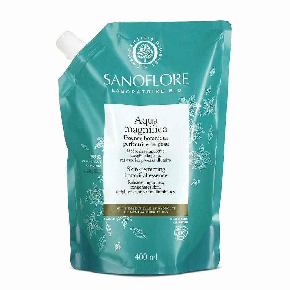 Sanoflore Aqua Magnifica Bio recharge ml solution(s)