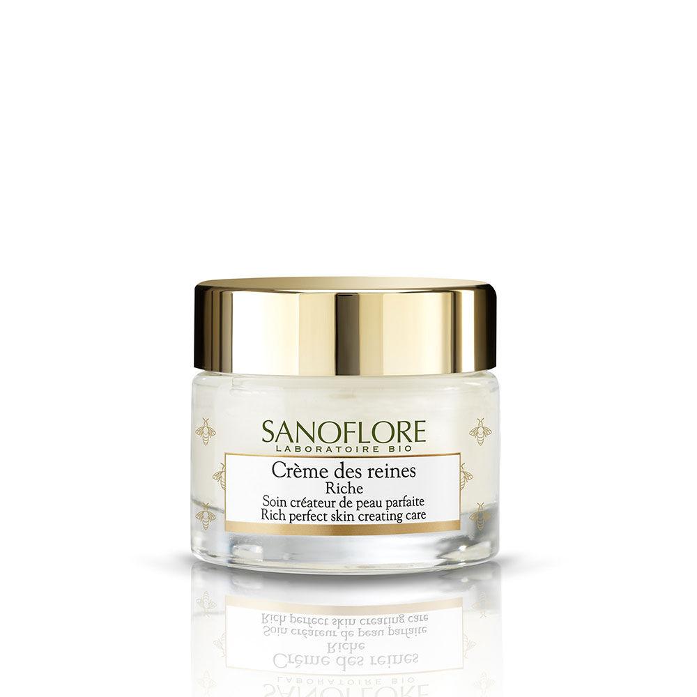 Sanoflore Crème des Reines Soin Créateur de Peau Parfaite ml crème
