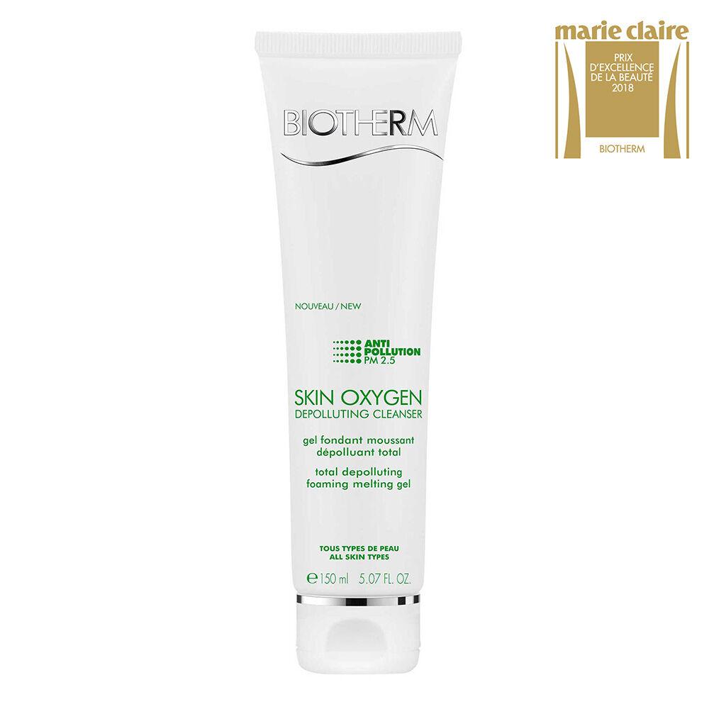 Biotherm Skin Oxygen Gel Nettoyant Anti-Pollution ml produit(s) démaquillant(s)
