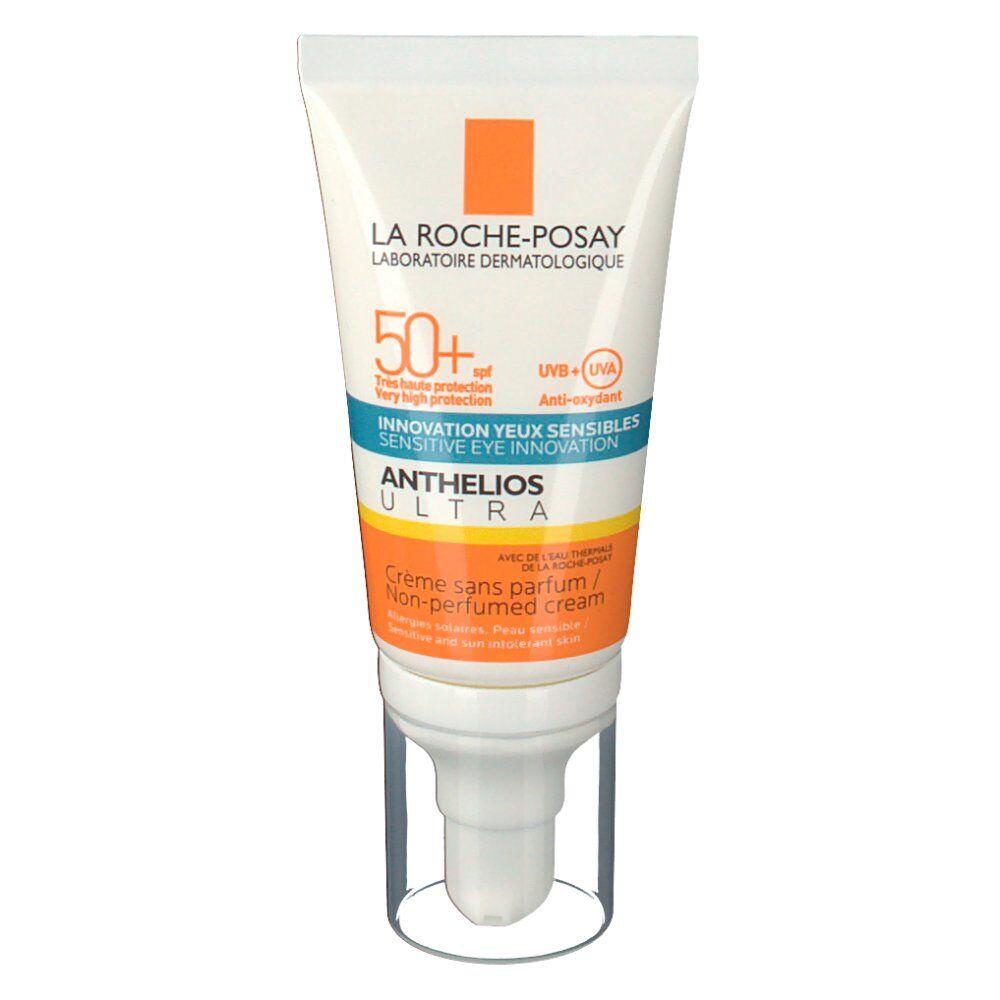 LA ROCHE POSAY ANTHELIOS ULTRA SPF50+ Crème yeux sensibles sans parfum ml crème solaire