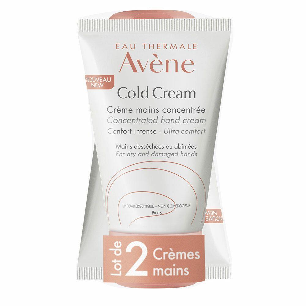 Avène Cold Cream Crème mains concentrée ml crème