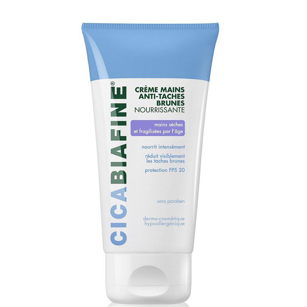 Cicabiafine® Cica biafine Crème mains anti-taches brunes nourrissante 75 ml ml crème