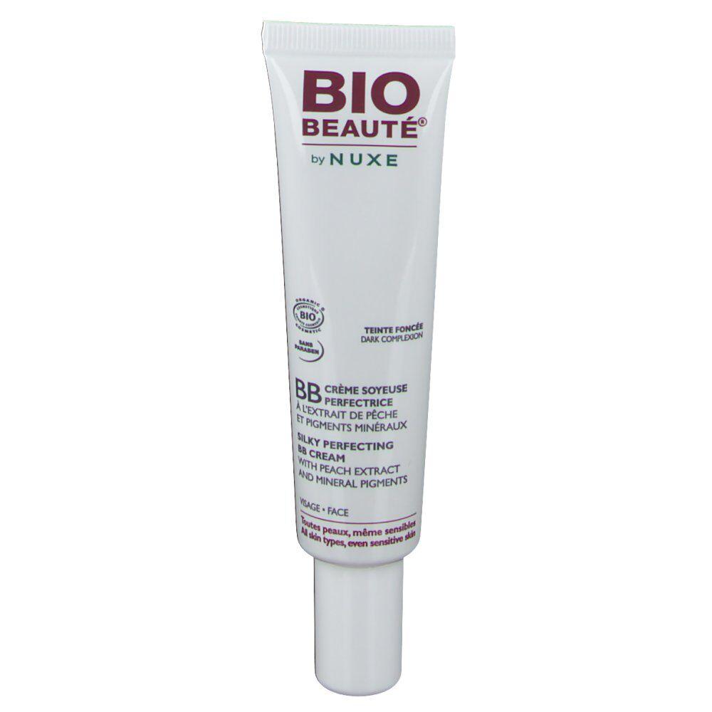 Nuxe Bio Beauté® BB Crème soyeuse perfectrice Teinte Foncée ml crème