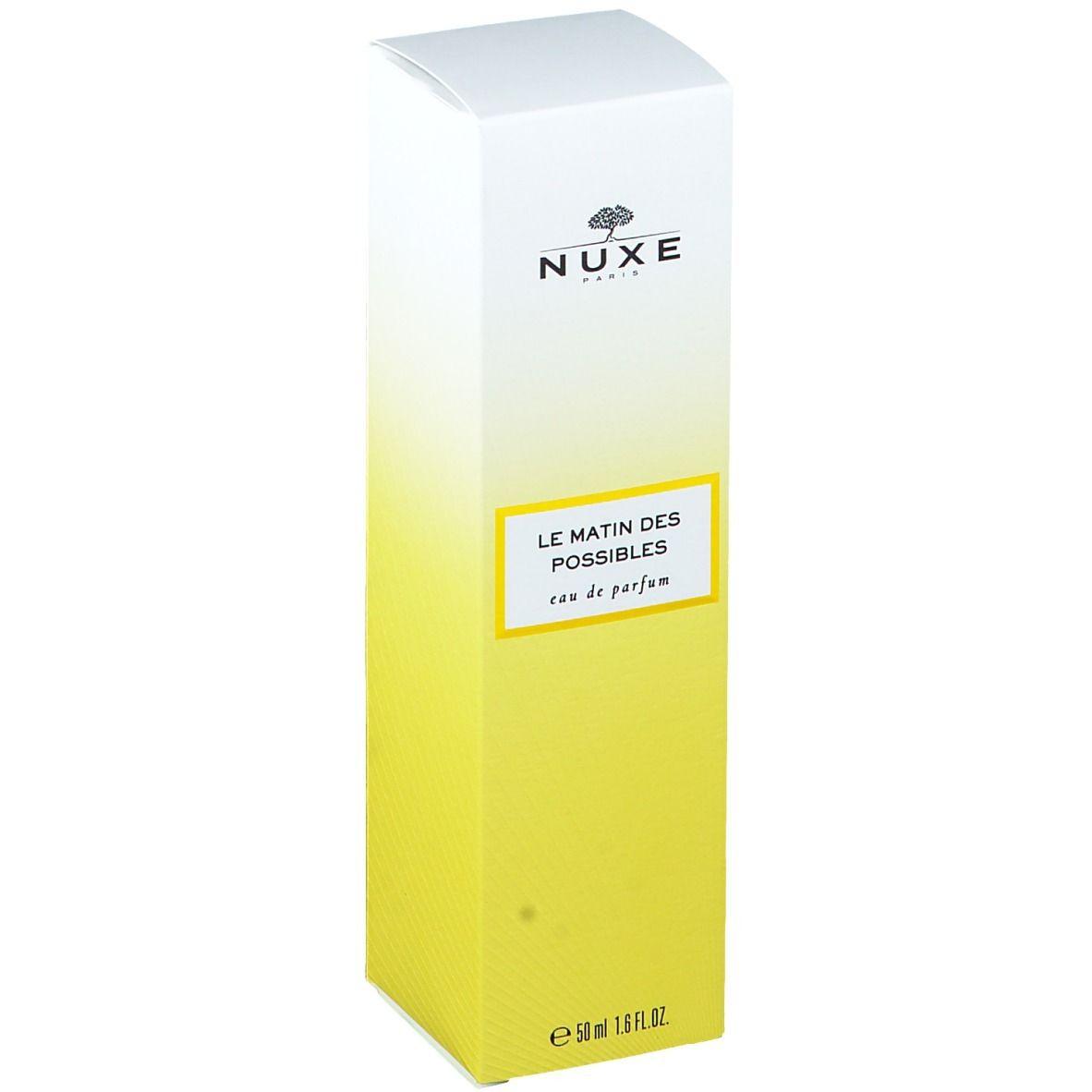 Nuxe Le Matin des Possibles Eau de Parfum ml solution(s)