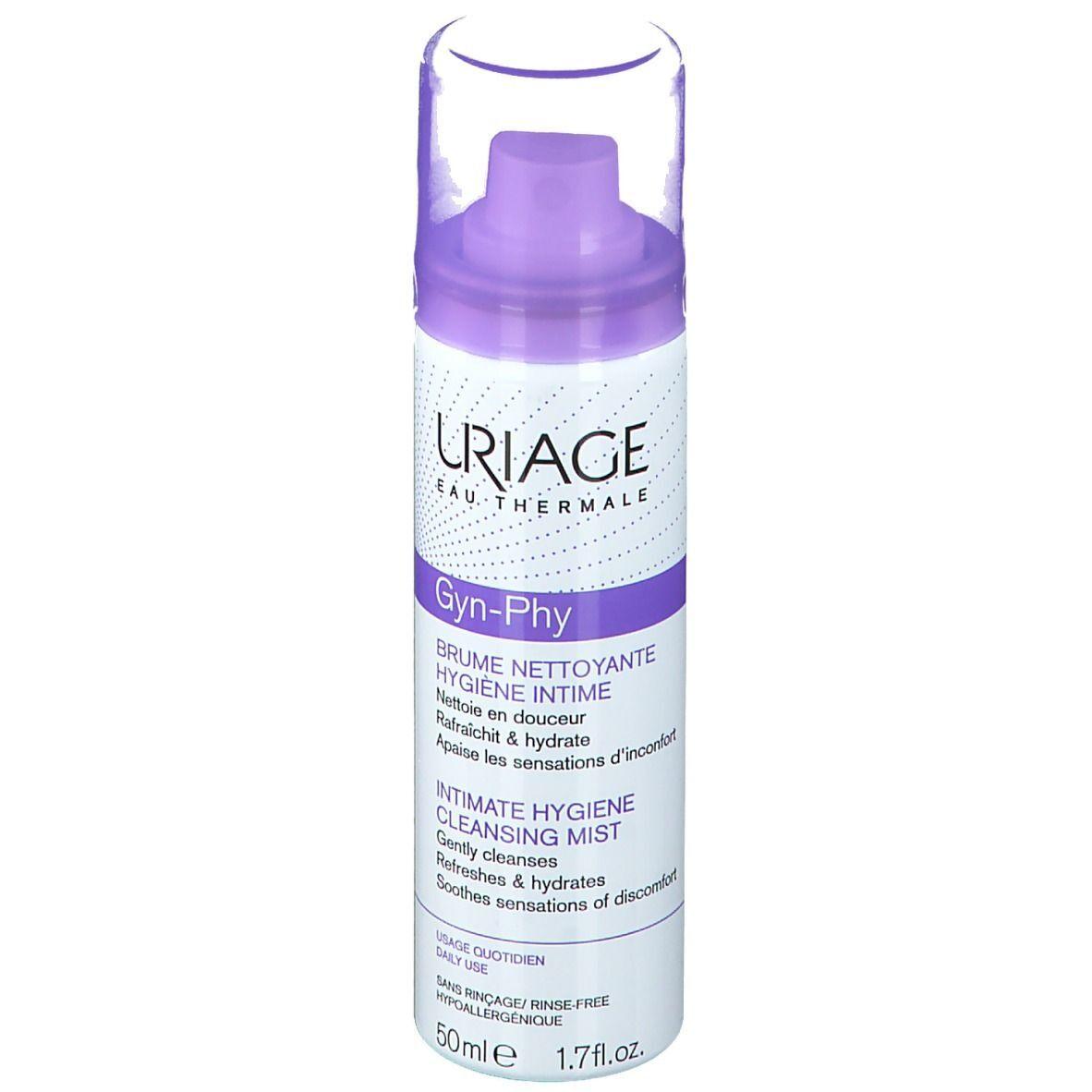 URIAGE Gyn-Phy Brune nettoyante hygiène intime ml spray