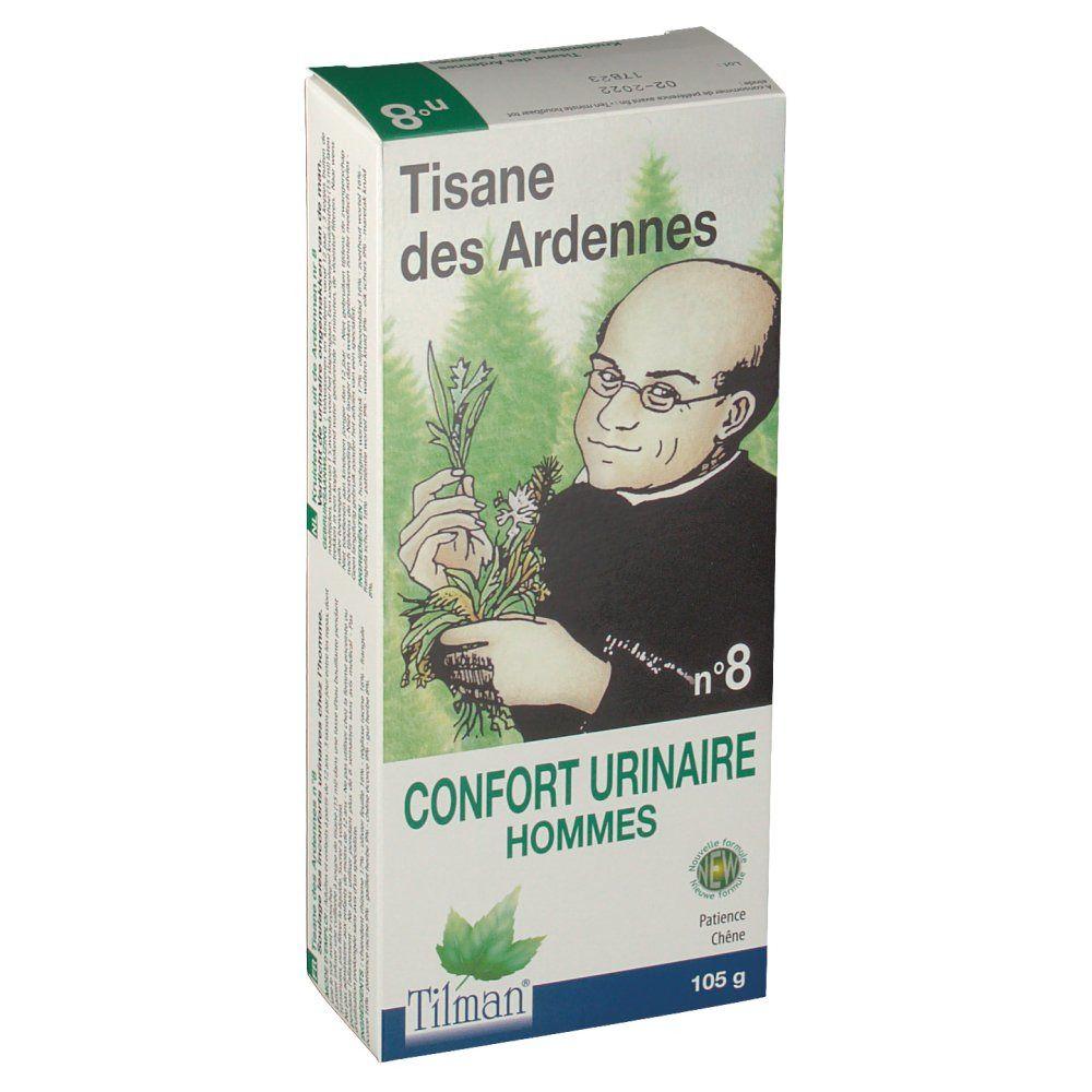 Tilman® Tisane Arden. Nr. 8 Prostate g thé