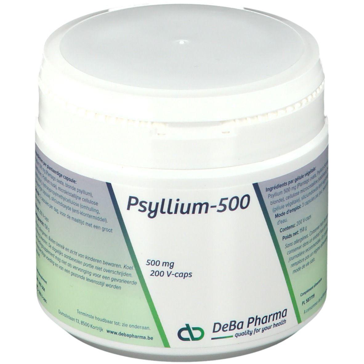 DeBa Pharma Deba Psyllium pc(s) capsule(s)