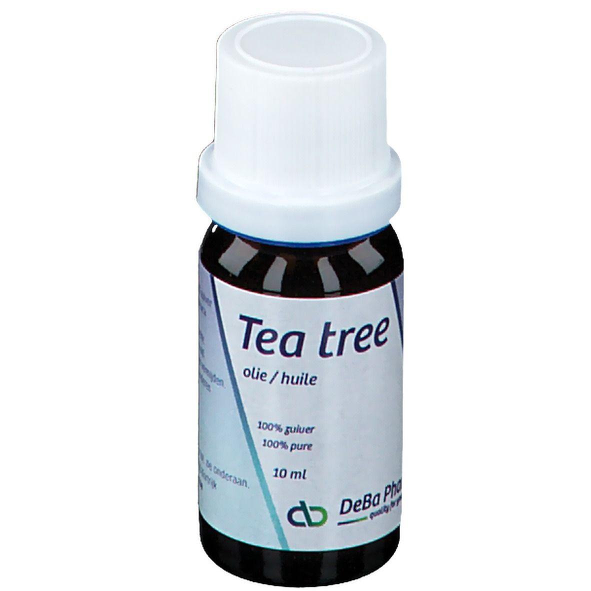 Deba Pharma Deba Tea Tree Oil-DBA Huile ml huile