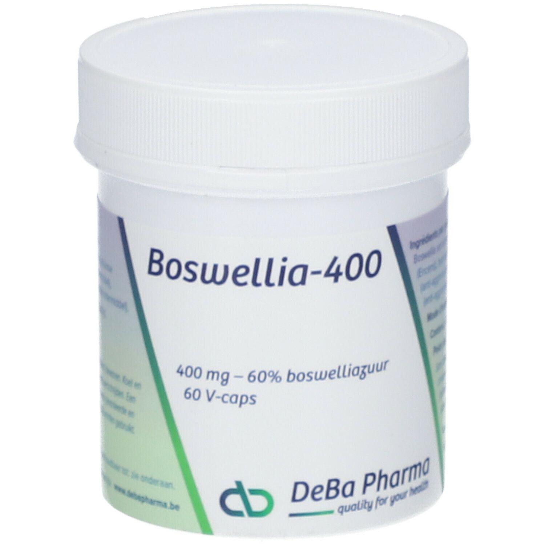 Deba Pharma Deba Boswellia Extract 400mg pc(s) capsule(s)