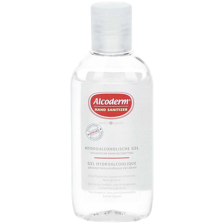 Alcoderm® Gel hydroalcoolique ml gel(s)