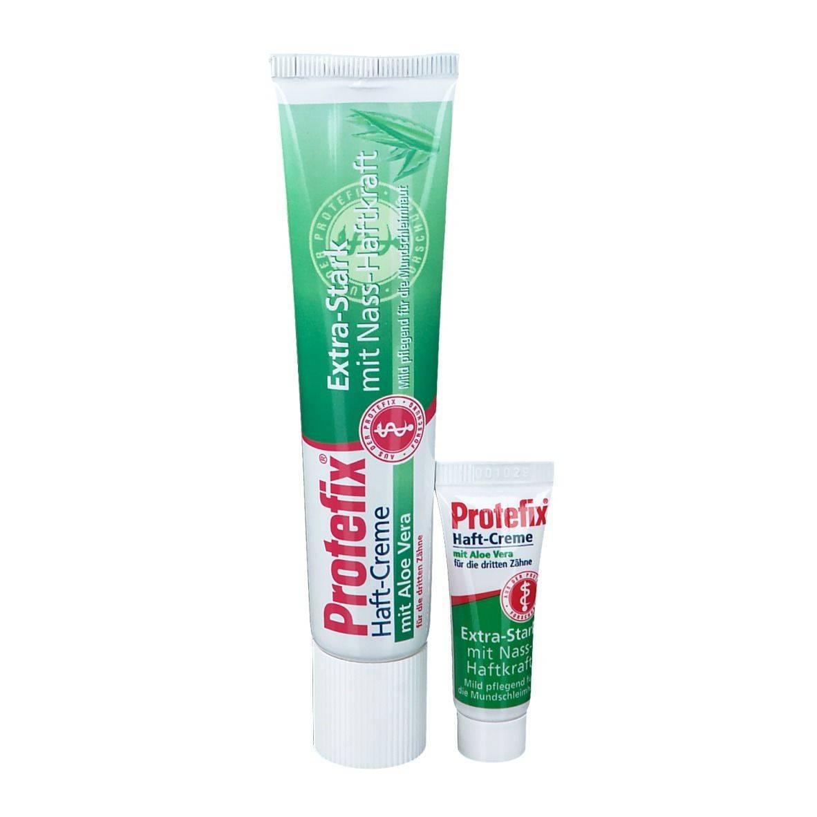 Protefix® Protefix Crème Adhesive Aloe Vera ml crème