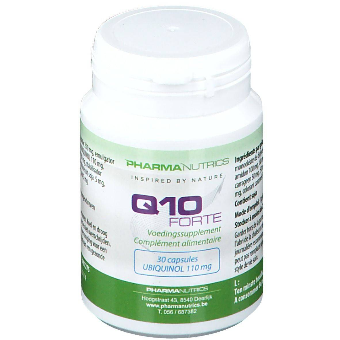Pharmanutrics Q10 Forte pc(s) capsule(s)