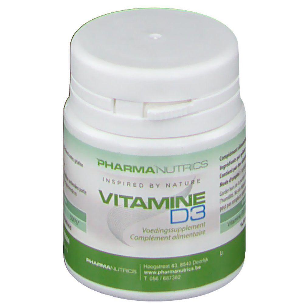 PHARMANUTRICS Vitamine D3 pc(s) capsule(s)
