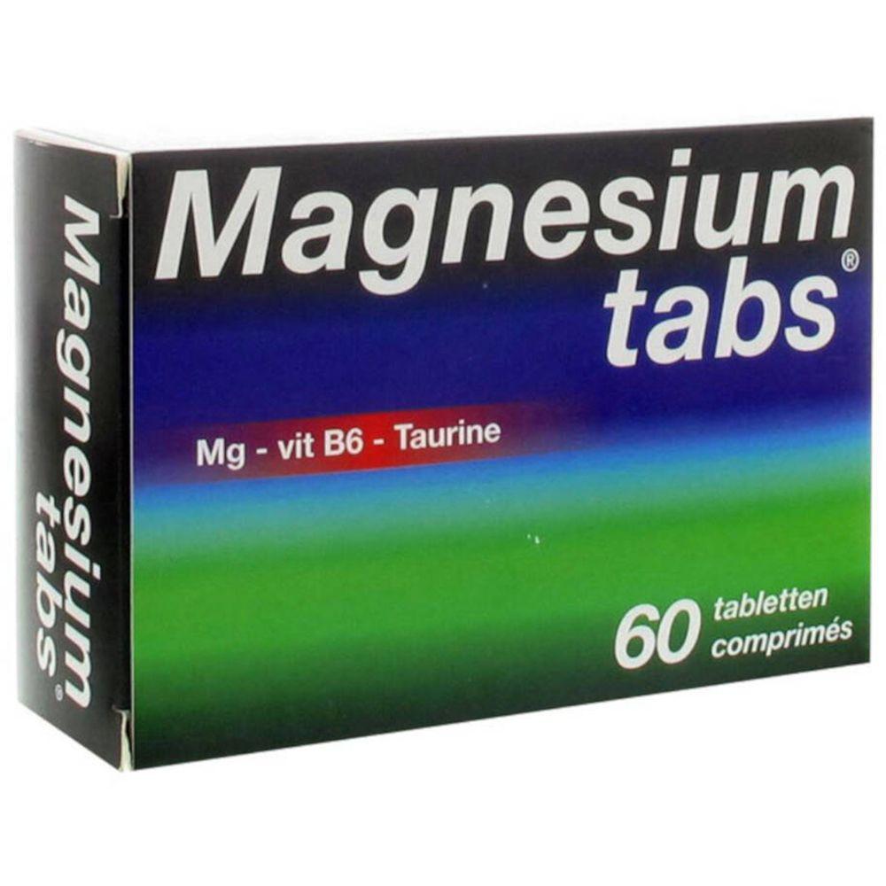 Magnesium tabs® Magnesium Tabs pc(s) comprimé(s)