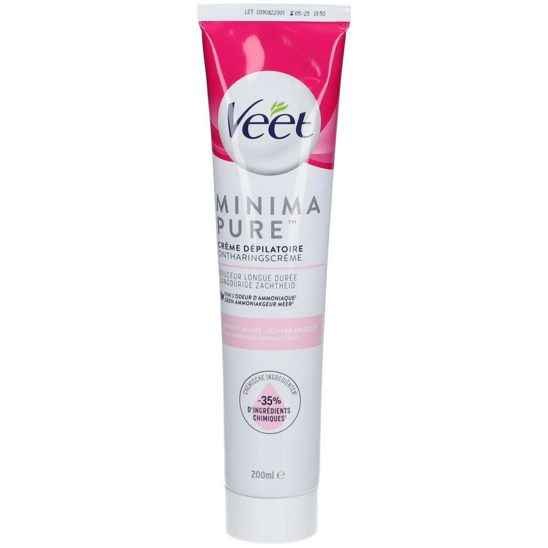 Veet Minima™ Crème dépilatoire Peau normale ml crème
