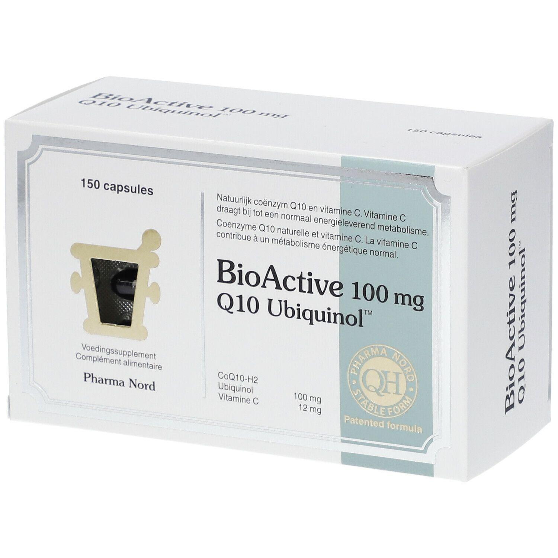 BioActive Q10 100 mg pc(s) capsule(s)
