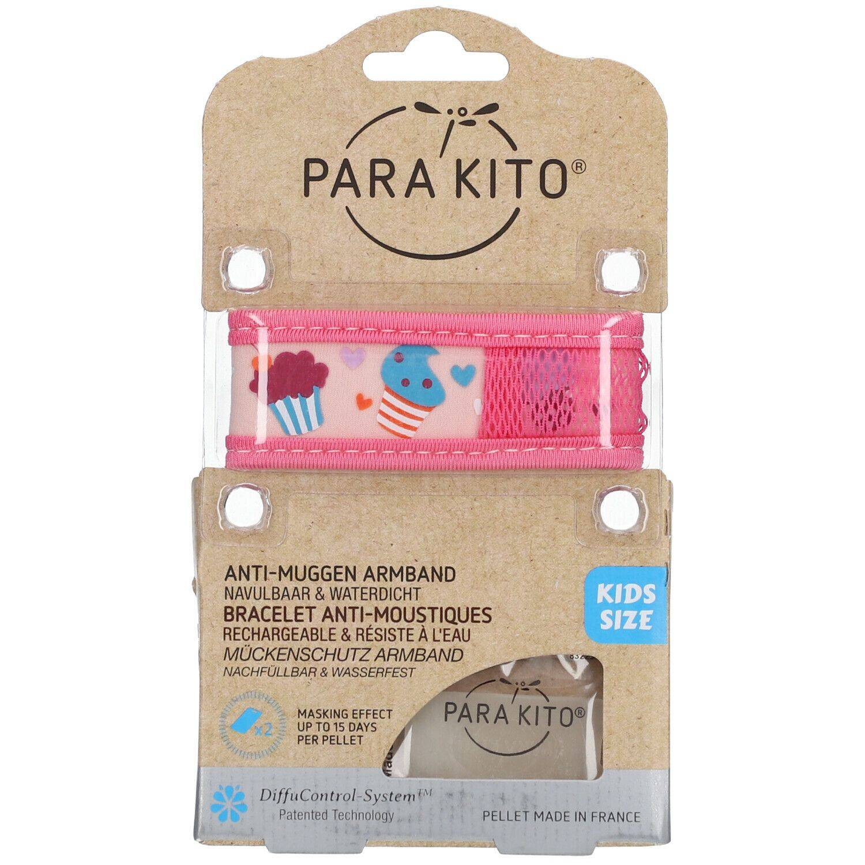 PARA KITO™ Kids Bracelet anti-moustiques Cupcakes pc(s)