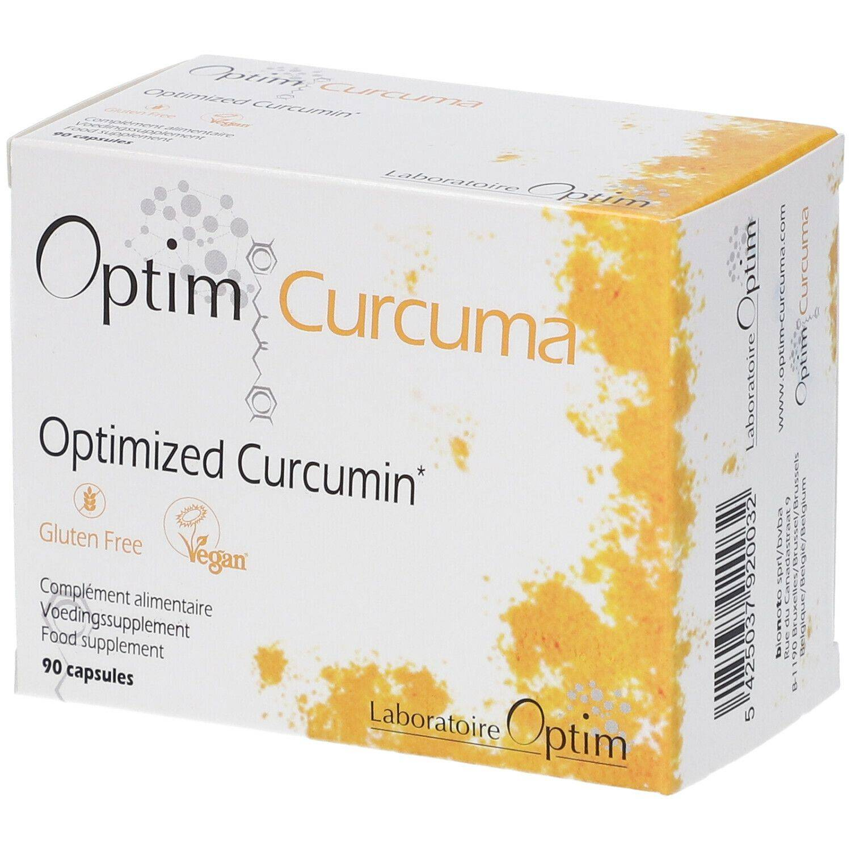 Optim Curcuma pc(s) capsule(s)
