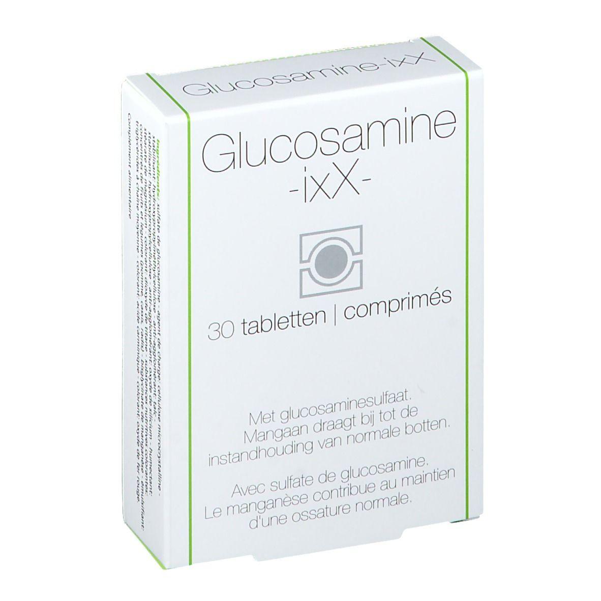 ixX Glucosamine-ixX pc(s) comprimé(s)