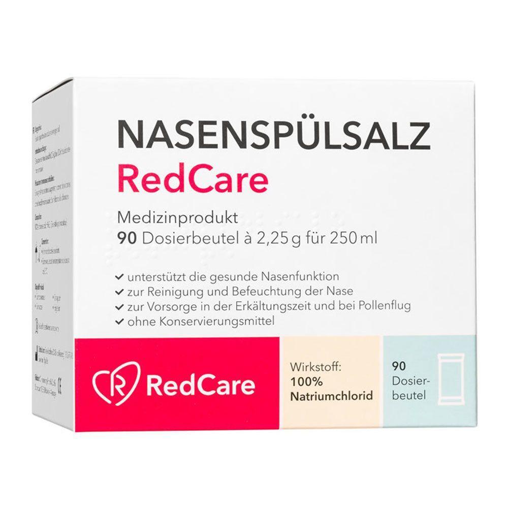 RedCare Sel de rinçage nasal pc(s) poudre