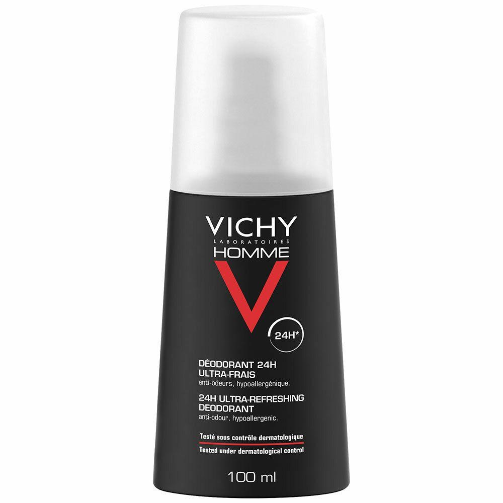 VICHY Homme Déodorant ultra-frais ml déodorant