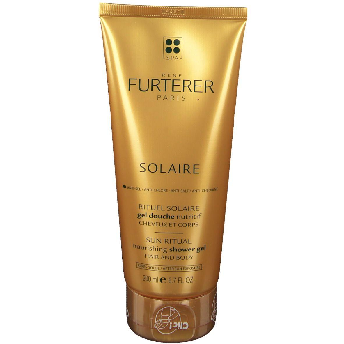 René Furterer Rene Furterer Solaire gel douche nutritif ml gel(s)