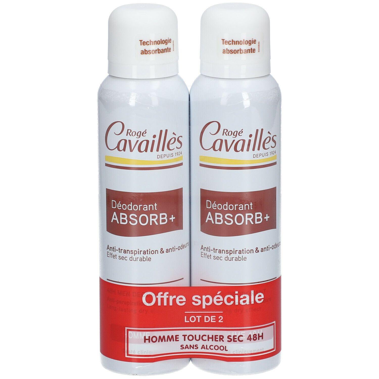 Rogé Cavaillès Homme Déo Soin Régulateur 48 H Spray ml déodorant