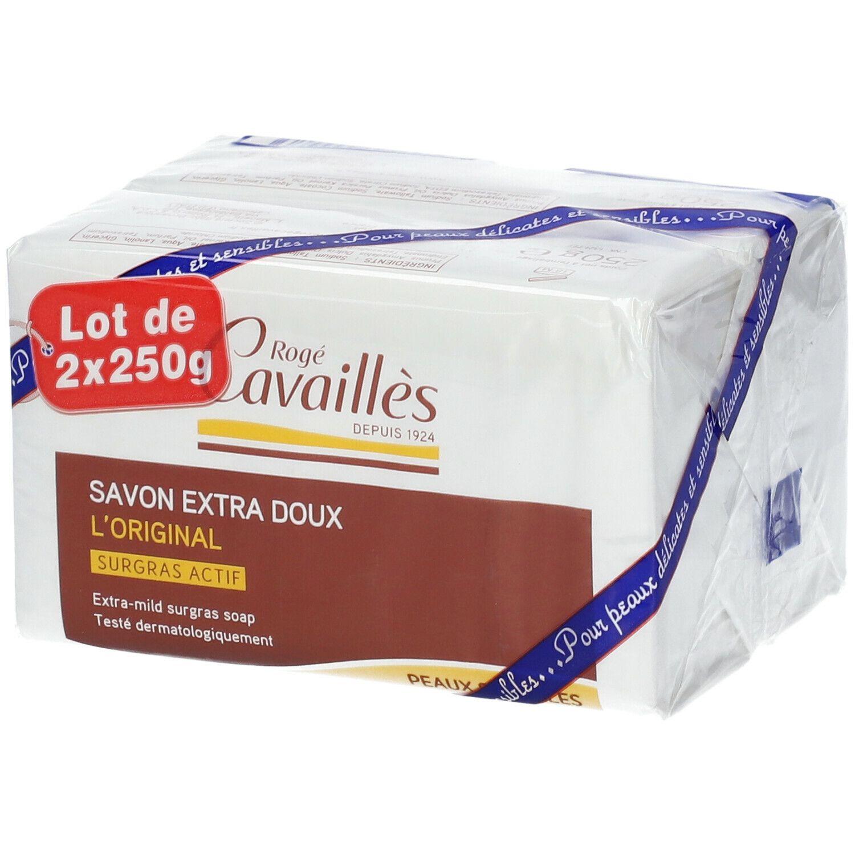 Rogé Cavaillès savon surgras extra-doux g savon