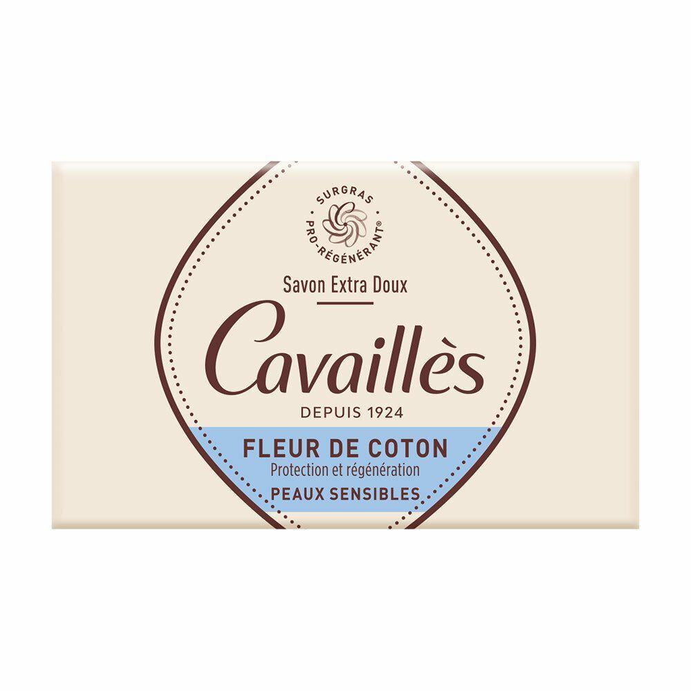 Rogé Cavaillès savon surgras fleur de coton g savon
