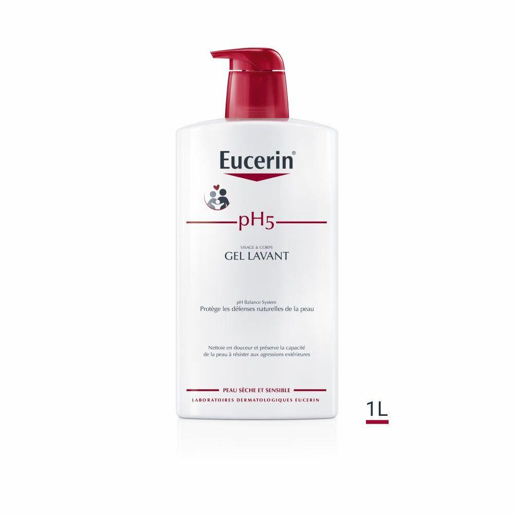 Eucerin® pH5 Gel Lavant Peau Sèche - Sensible ml gel nettoyant