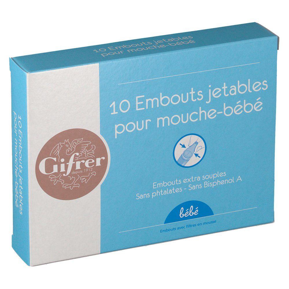 Gifrer Recharge embouts Mouche Bébé pc(s) accessoire(s)