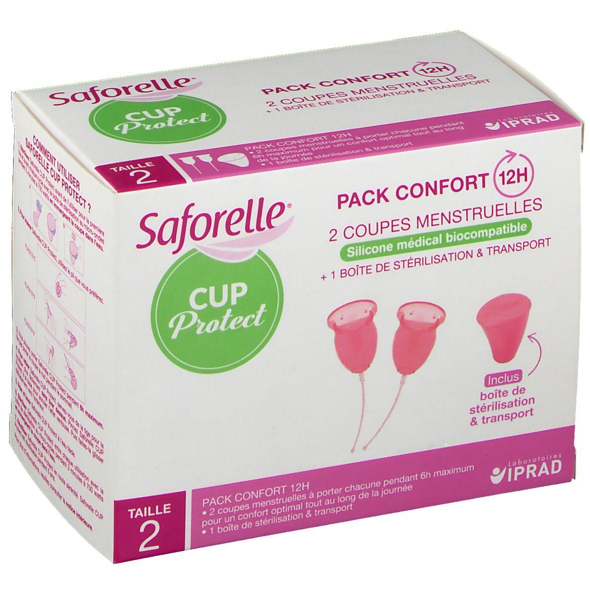 Saforelle® Coupe Menstruelle Taille 2 pc(s)