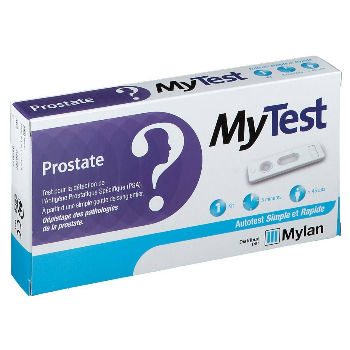 MyTest Prostate Test pc(s) test(s)