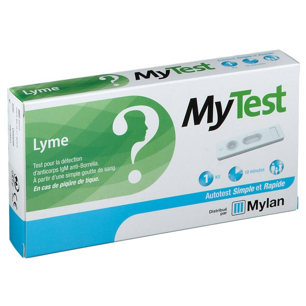 MyTest Lyme Test pc(s) test(s)