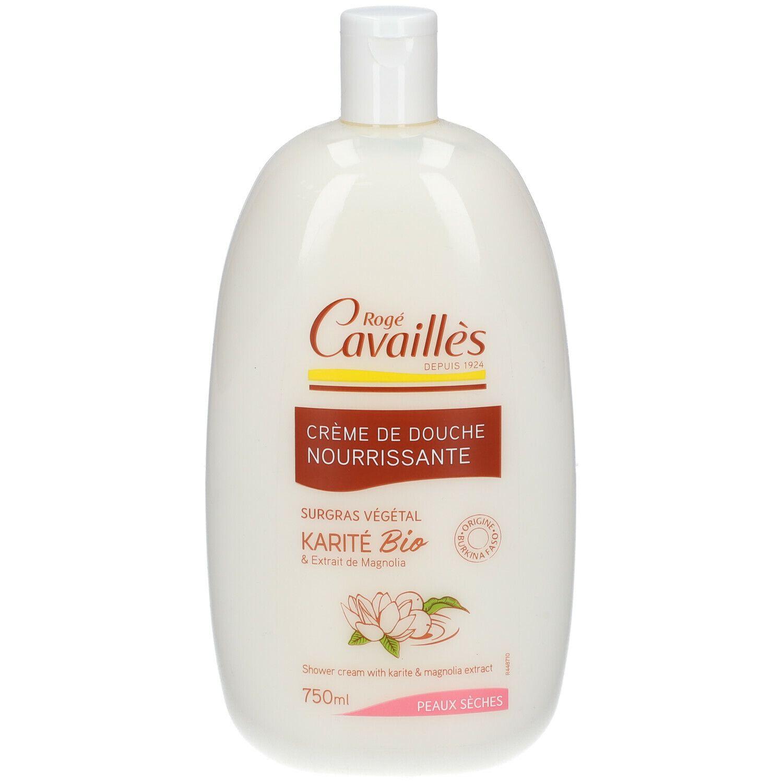Rogé Cavaillès Crème de douche beurre de karité & magnolia ml crème