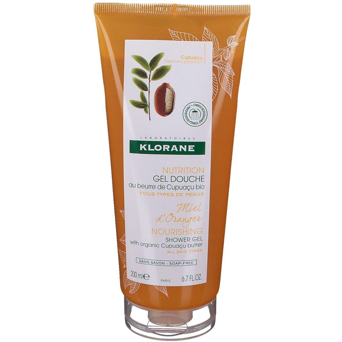 KLORANE Gel douche Miel d'Orange ml gel(s)
