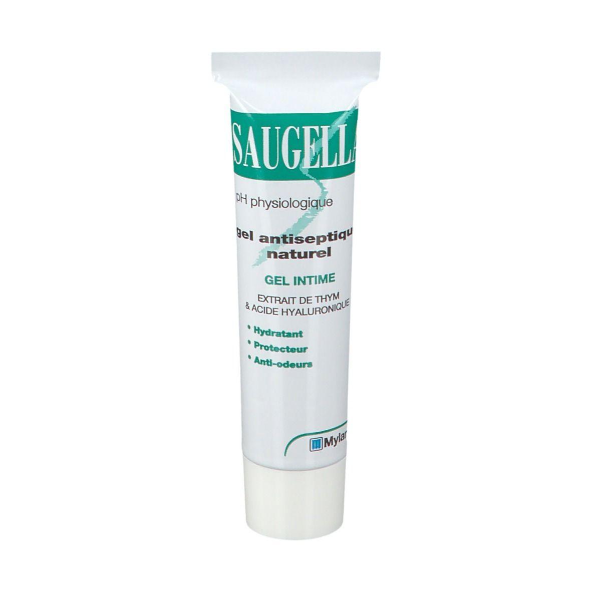 Saugella Ligne Verte Gel Antiseptique Naturel ml gel(s)