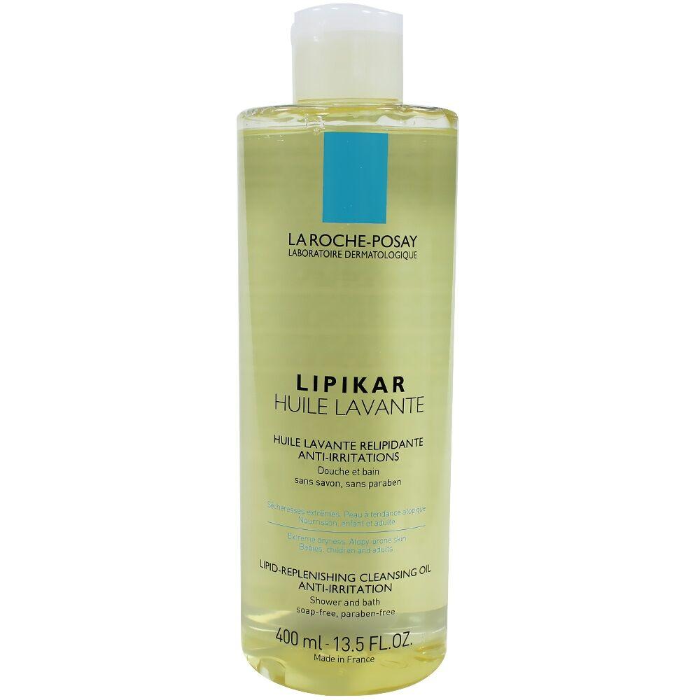 La Roche Posay Lipikar huile douche lavante relipidante ml huile