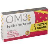 Equilibre émotionnel®OM3 OM3 Équilibre Émotionnel Classic Pack + 3x60 pc(s) 5425013139991