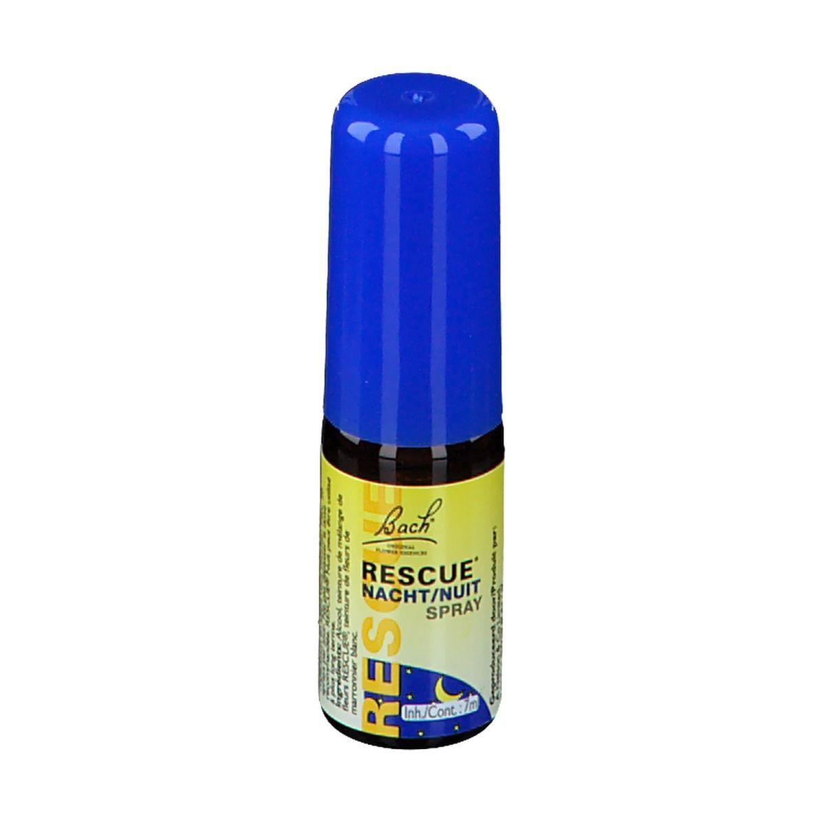 Bach® Fleurs de Bach® Rescue® Nuit Spray ml spray