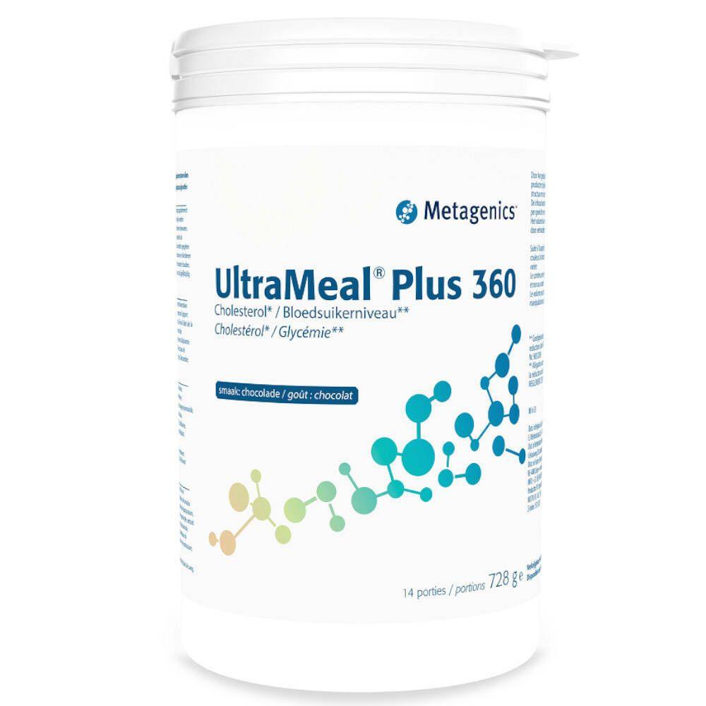 UltraMeal® Ultrameal Plus 360 Chocolat g poudre