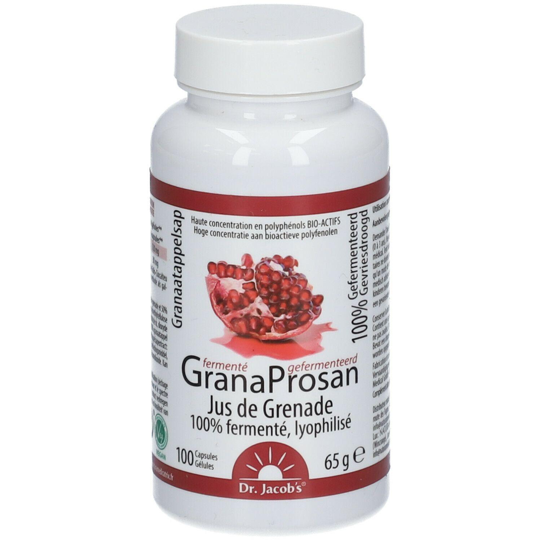 Dr. Jacob´s® Dr. Jacob's Jus de Grenade Granaprosan pc(s) capsule(s)