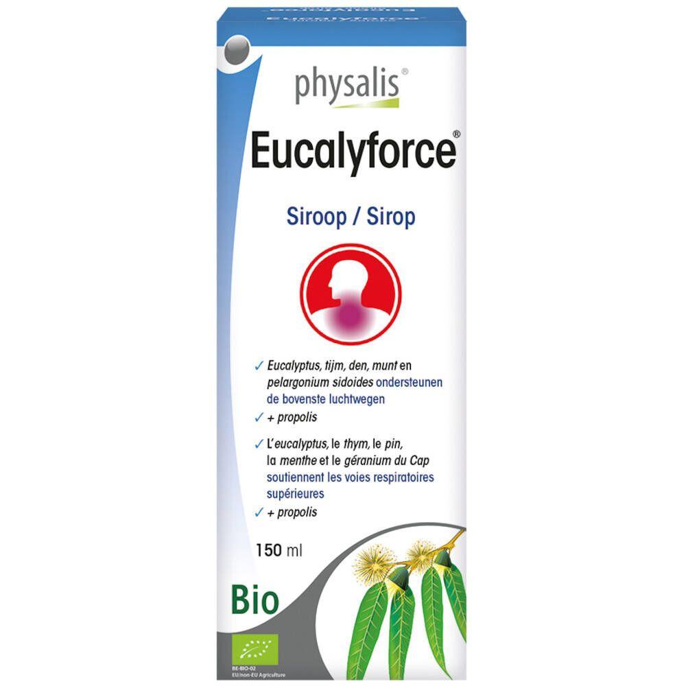 physalis® Eucalyforce Sirop Bio ml sirop